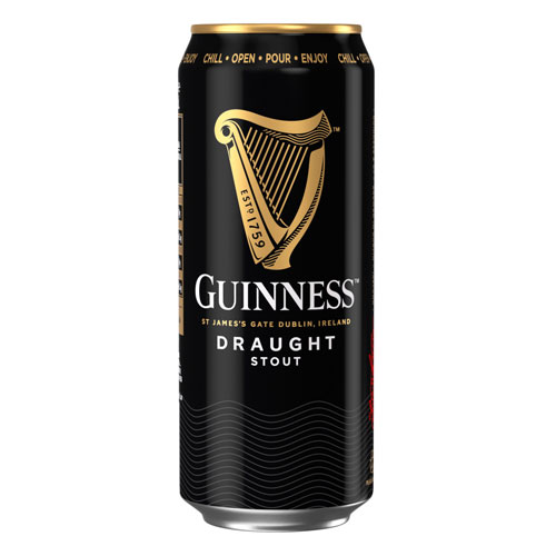 Guinness Beer Ecuador - Can