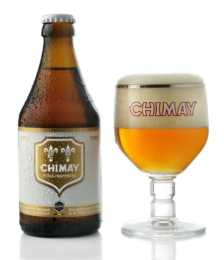Chimay White Tripel - Quito, Ecuador