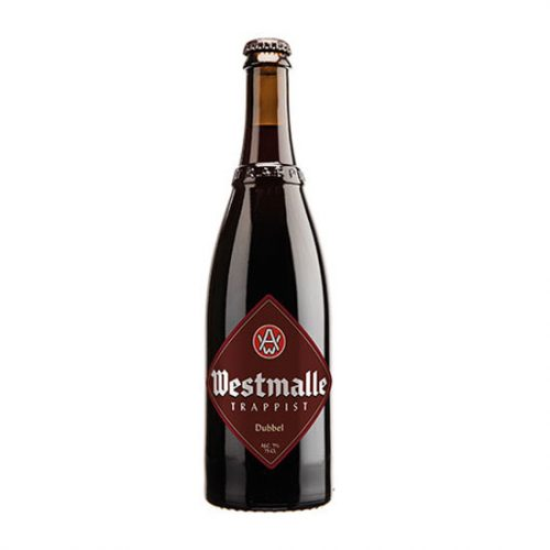 Beer Westmalle Dubbel Trappist - Quito, Ecuador