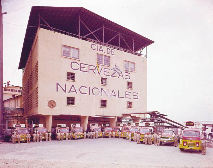 Cerveceria Nacional, Quito, Ecuador