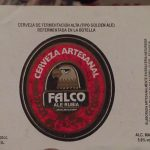Falco Beer, Quito Ecuador 1997