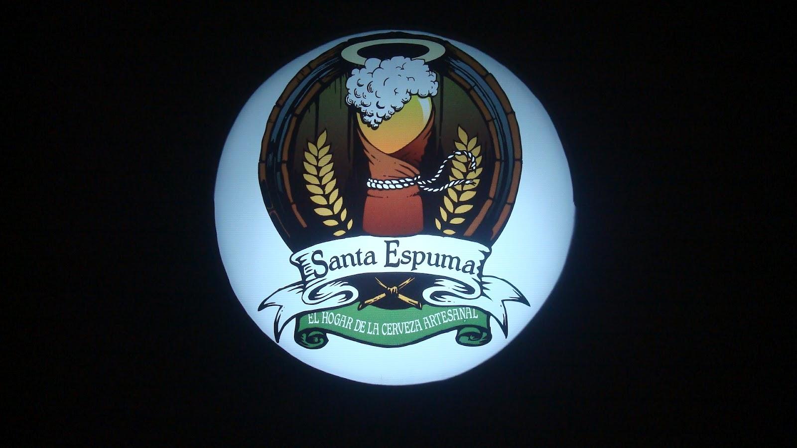 Santa Espuma Cerveceria, Quito, Ecuador