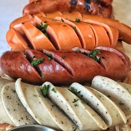 Sausages, Quito, Ecuador