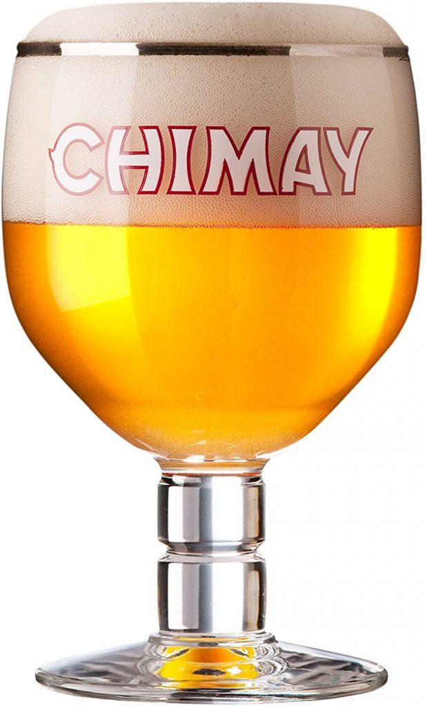 Chimay Beer Glass - Quito Ecuador