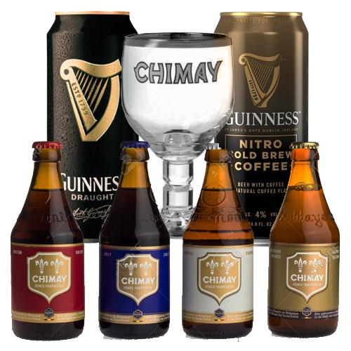 Guinness Beer - Quito, Ecuador